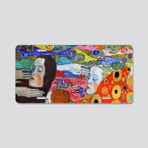 Clutch Klimt Hope II Aluminum License Plate