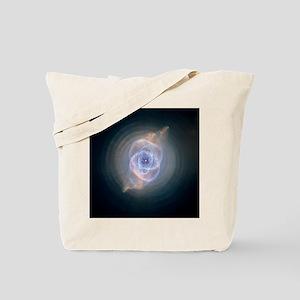 catseyenebula_hubble (2) Tote Bag