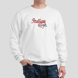 ITALIAN GIRL Sweatshirt