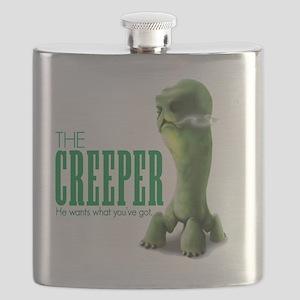The Creepy Flask