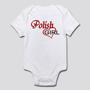POLISH GIRL Infant Bodysuit
