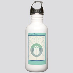 Postcard6x4-Ewa Stainless Water Bottle 1.0L