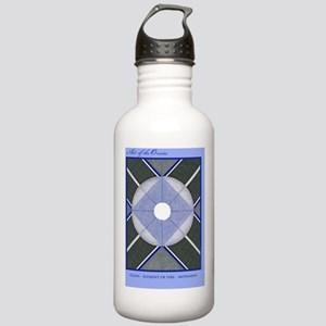 Postcard6x4-Ogun Stainless Water Bottle 1.0L
