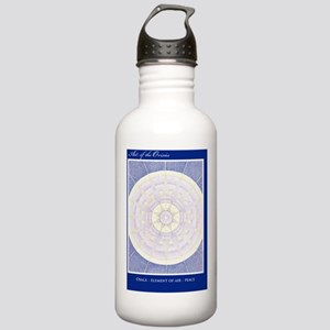 Postcard6x4-Oxala1 Stainless Water Bottle 1.0L