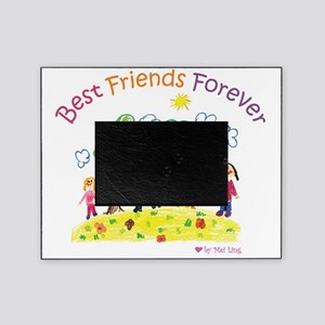 Amazoncom Best Friends Forever 4x6 Inch Wood Picture Frame