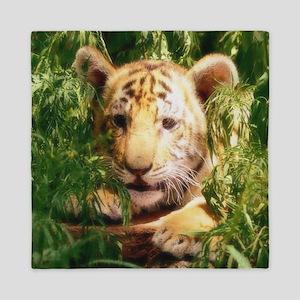 Little Tiger Queen Duvet