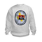 USS DALLAS Kids Sweatshirt