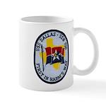 USS DALLAS Mug