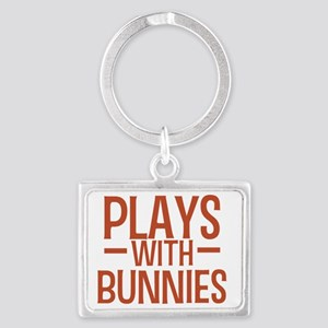 playsbunnies Landscape Keychain
