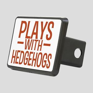 playshedgehogs Rectangular Hitch Cover