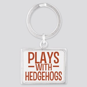 playshedgehogs Landscape Keychain