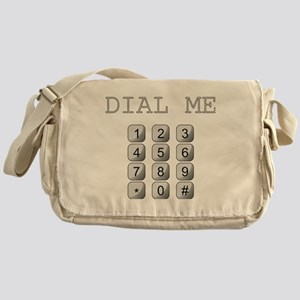 Dial Me Messenger Bag