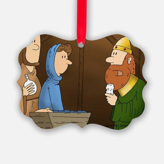 Christmas Myrrhth Ornament