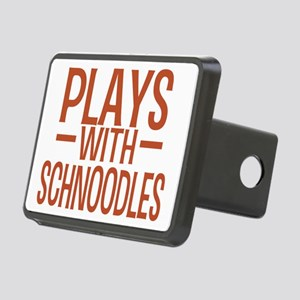 playsschnoodles Rectangular Hitch Cover