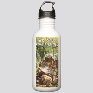 diving helmet book Stainless Water Bottle 1.0L