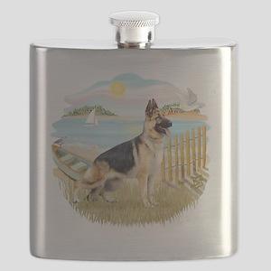 RowBoat-GermanShep13 Flask