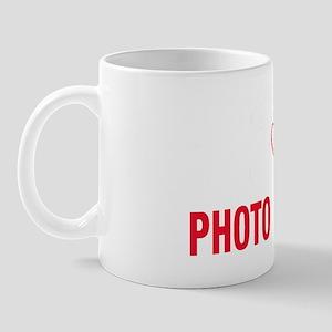 Love Photography Mug