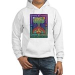 Celtic Tree Of Life Hooded Sweatshirt