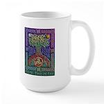 Celtic Tree Of Life Large Mug