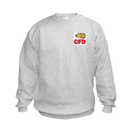 CFD Fire Department Kids Sweatshirt