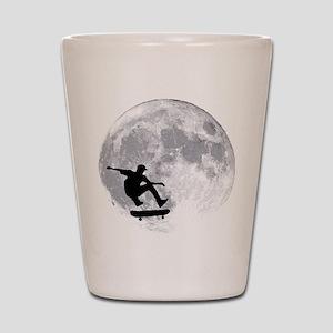 moon Shot Glass