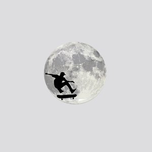 moon Mini Button