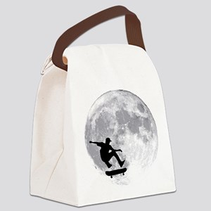 moon Canvas Lunch Bag