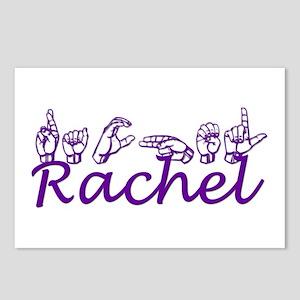 Rachel in ASL Postcards (Package of 8)