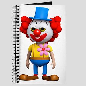 3d-clown Journal