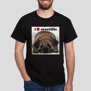 i love mastiffs T-Shirt