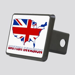 UK INVASION (US ma Rectangular Hitch Cover
