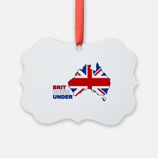 BRIT-UNDER Ornament
