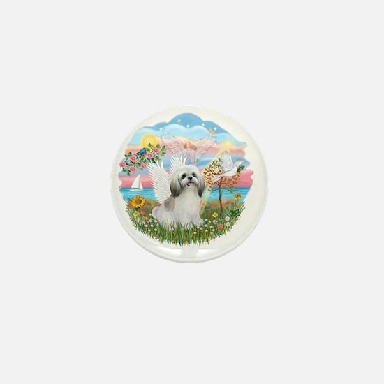 AngelStar-ShihTzu(wt) Mini Button