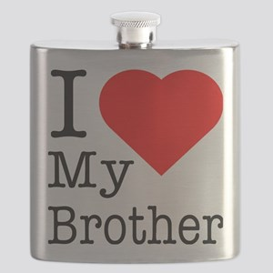 I-love-my-brother Flask