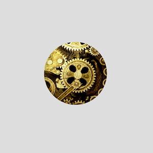 IPAD STEAMPUNK Mini Button
