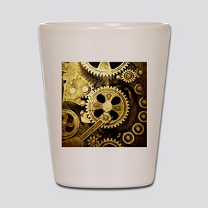 IPAD STEAMPUNK Shot Glass