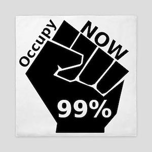 OccupyNow4000 Queen Duvet