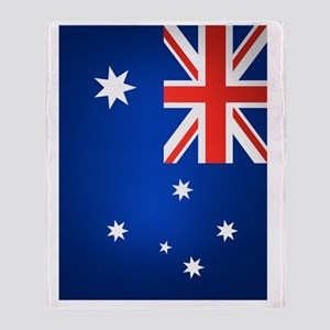 Australia (iPad2) Throw Blanket