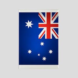 Australia (iPad2) Rectangle Magnet