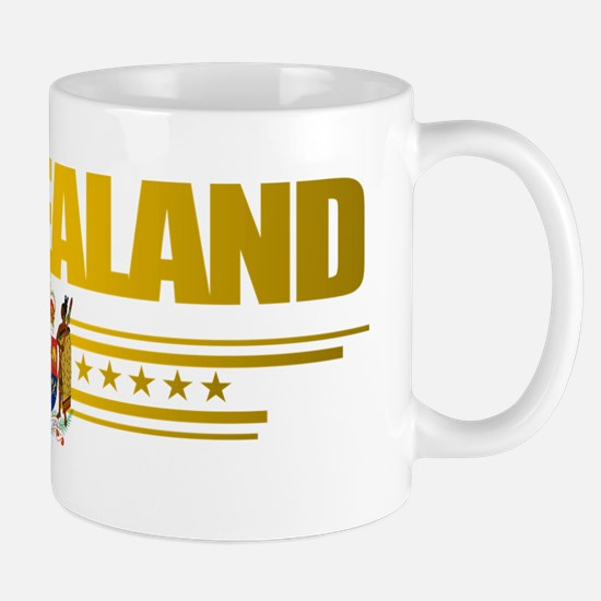 New Zealand (Flag 10) pocket 2 Mug
