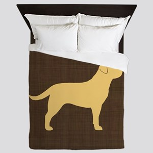 yellowlabpillow Queen Duvet