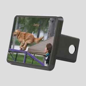 darcy poster done Rectangular Hitch Cover