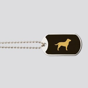 yellowlabbigbag Dog Tags