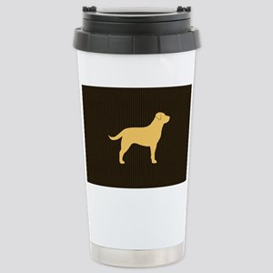 yellowlabbigbag Stainless Steel Travel Mug