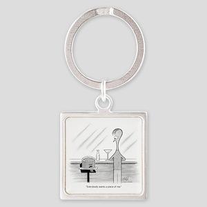 APieceOfMe_450 Square Keychain
