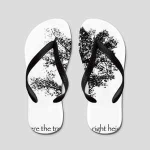 theRightHeight_Front_Combo_3 Flip Flops