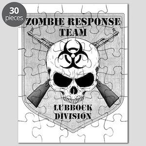 Zombie Response Team Lubbock Puzzle