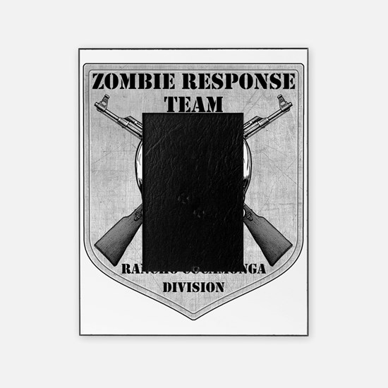 Zombie Response Team Rancho Cucamong Picture Frame