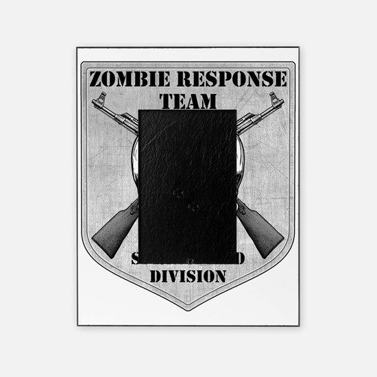 Zombie Response Team Springfield Picture Frame