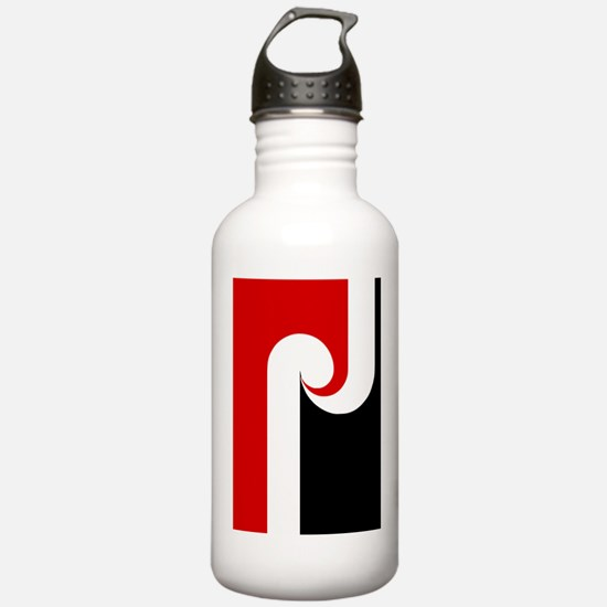 Maori Flag (ipad2) Water Bottle